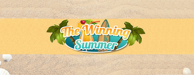 The winners of The Winning Summer Game