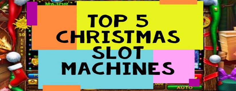 Play the Top 5 Christmas Slot Machines in Canada
